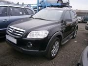 Авто на заказ Daewoo