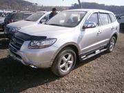 Hyundai Santa Fe 2008 год