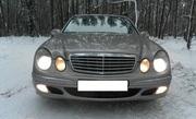 Mercedes-Benz E 280, 2005