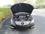 2013 Mercedes-Benz C-Class C250 Luxury Sedan