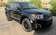 2014 Toyota Land Cruiser VXR 5.7 Black Bison Edition