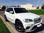 BMW X5 2011 model,  Bought brand new,  drove one year and two months,